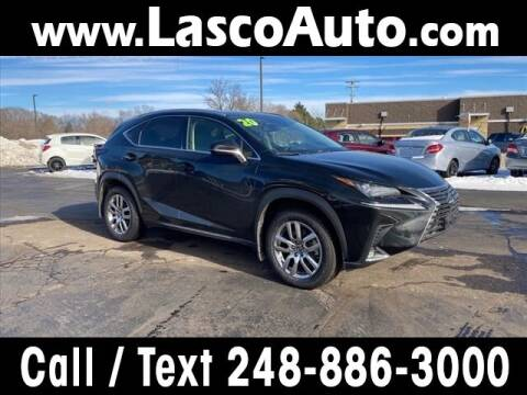 2020 Lexus NX 300 for sale at Lasco of Waterford in Waterford MI