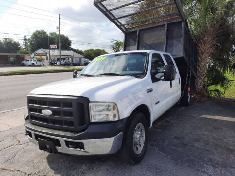 2006 Ford F-350 Super Duty for sale at Autos by Tom in Largo FL