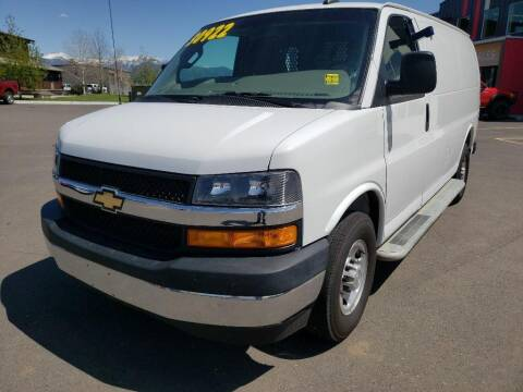 2019 Chevrolet Express Cargo for sale at Snyder Motors Inc in Bozeman MT