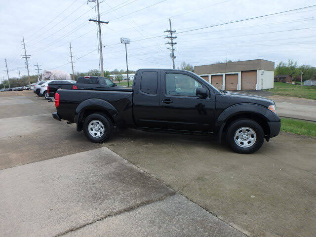 2018 Nissan Frontier for sale at BLACKWELL MOTORS INC in Farmington MO