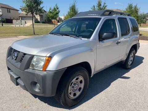 2008 Nissan Xterra for sale at Bells Auto Sales in Austin TX