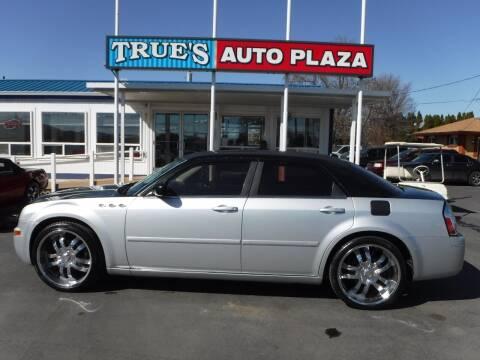 2005 Chrysler 300 for sale at True's Auto Plaza in Union Gap WA