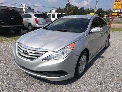 2014 Hyundai Sonata for sale at TOMI AUTOS, LLC in Panama City FL