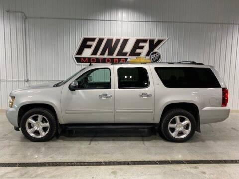 2011 Chevrolet Suburban for sale at Finley Motors in Finley ND