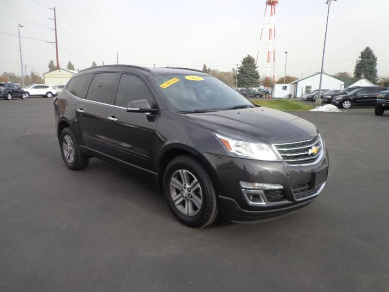 2017 Chevrolet Traverse for sale at New Deal Used Cars in Spokane Valley WA
