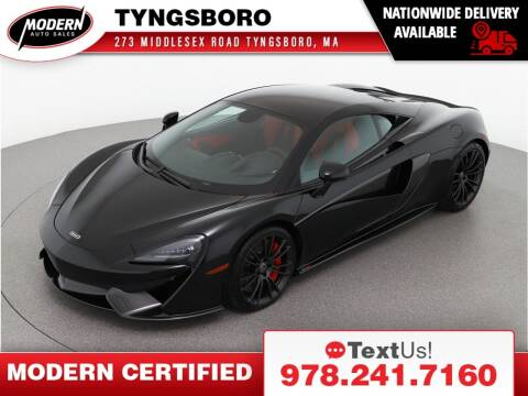 2016 McLaren 570S for sale at Modern Auto Sales in Tyngsboro MA