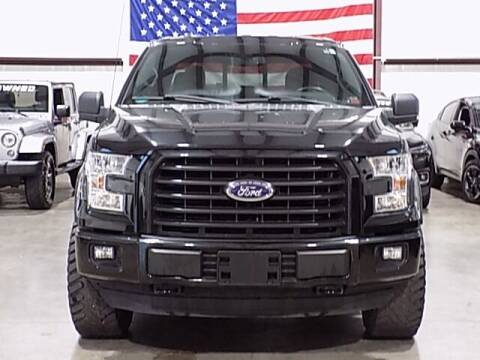 2015 Ford F-150 for sale at Texas Motor Sport in Houston TX