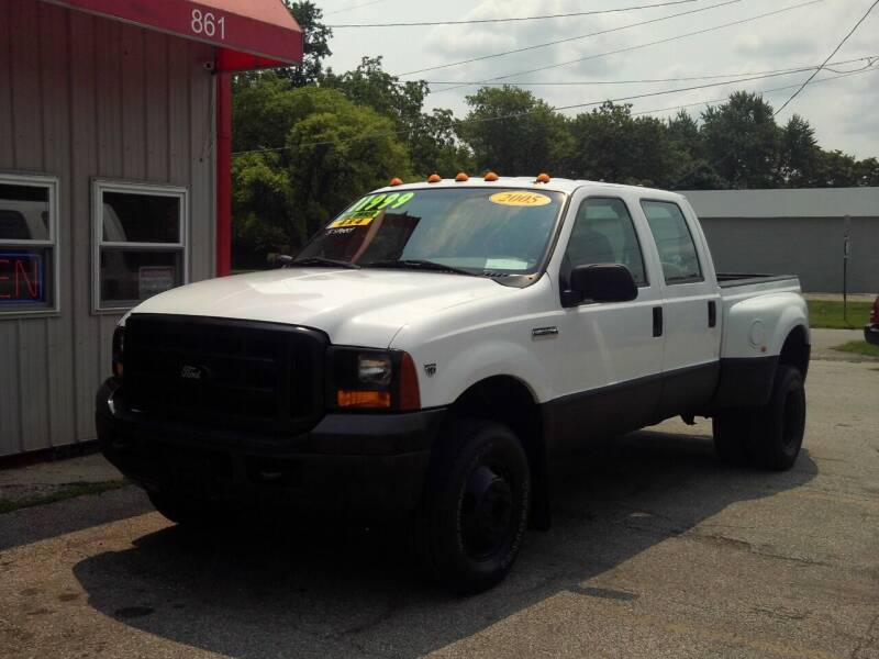 2005 Ford F-350 Super Duty for sale at Midwest Auto & Truck 2 LLC in Mansfield OH