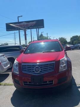 2014 Cadillac SRX for sale at Washington Auto Group in Waukegan IL