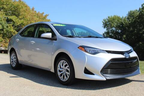 2017 Toyota Corolla for sale at Harrison Auto Sales in Irwin PA