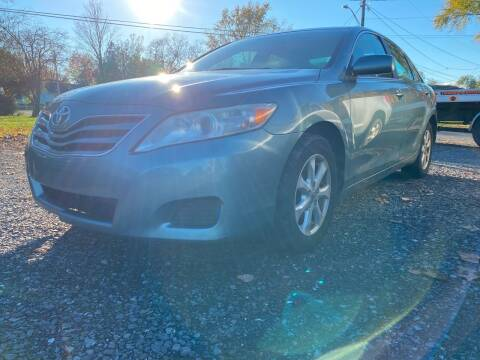 2011 Toyota Camry for sale at Action Automotive Service LLC in Hudson NY