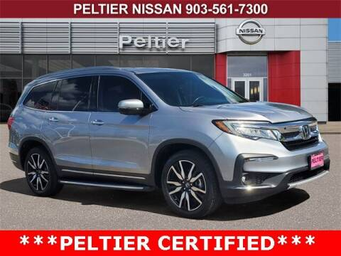 2019 Honda Pilot for sale at TEX TYLER Autos Cars Trucks SUV Sales in Tyler TX