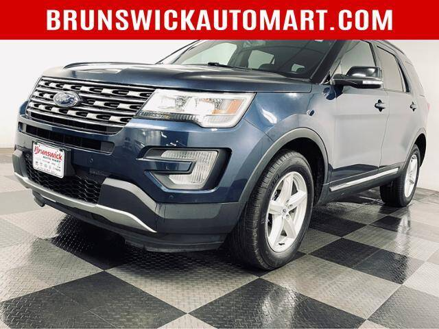 2016 Ford Explorer for sale at Brunswick Auto Mart in Brunswick OH