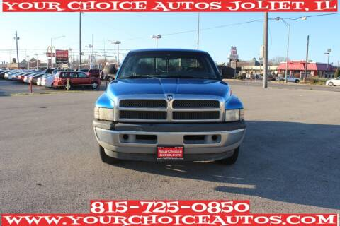 1998 Dodge Ram Pickup 1500 for sale at Your Choice Autos - Joliet in Joliet IL