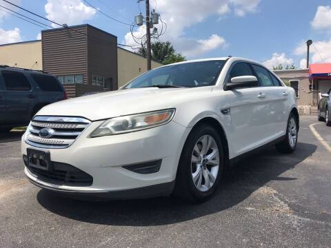2010 Ford Taurus for sale at Saipan Auto Sales in Houston TX