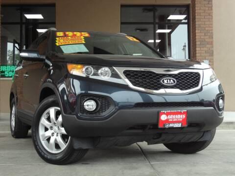 2012 Kia Sorento for sale at Arandas Auto Sales in Milwaukee WI