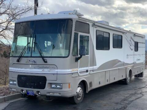 2000 Ford Motorhome Chassis for sale at Lakeside Auto Brokers Inc. in Colorado Springs CO