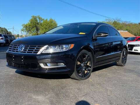 2013 Volkswagen CC for sale at iDeal Auto in Raleigh NC