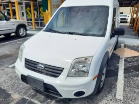 2013 Ford Transit Connect for sale at Autos by Tom in Largo FL