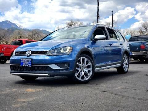 2017 Volkswagen Golf Alltrack for sale at Lakeside Auto Brokers Inc. in Colorado Springs CO