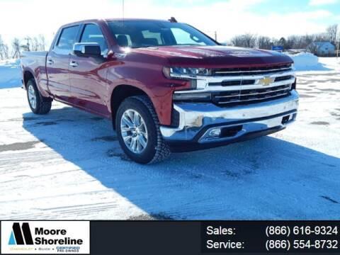 2021 Chevrolet Silverado 1500 for sale at Moore Shoreline Chevrolet in Sebewaing MI