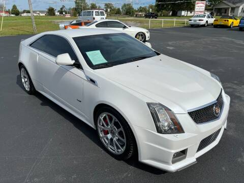2015 Cadillac CTS-V for sale at Hillside Motors in Jamestown KY