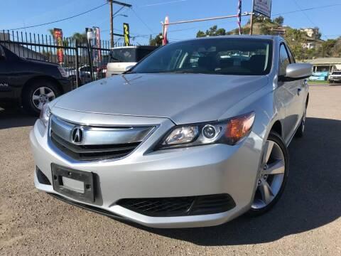 2014 Acura ILX for sale at Vtek Motorsports in El Cajon CA