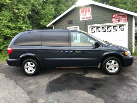 2007 Dodge Grand Caravan for sale at KMK Motors in Latham NY