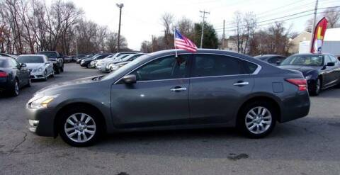 2014 Nissan Altima for sale at Top Line Import of Methuen in Methuen MA