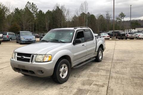 2001 Ford Explorer Sport Trac for sale at WEINLE MOTORSPORTS in Cleves OH