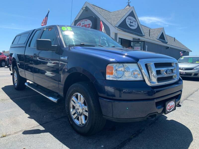 2008 Ford F-150 for sale at Cape Cod Carz in Hyannis MA