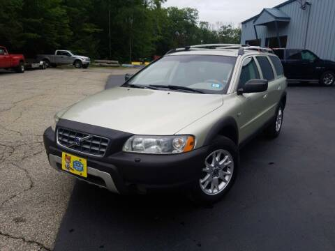 2006 Volvo XC70 for sale at Granite Auto Sales in Spofford NH