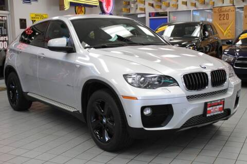 2014 BMW X6 for sale at Windy City Motors in Chicago IL