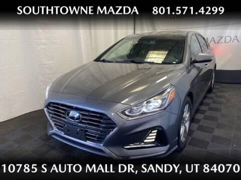 2018 Hyundai Sonata for sale at Southtowne Mazda of Sandy in Sandy UT