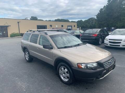 2003 Volvo XC70 for sale at EMH Imports LLC in Monroe NC