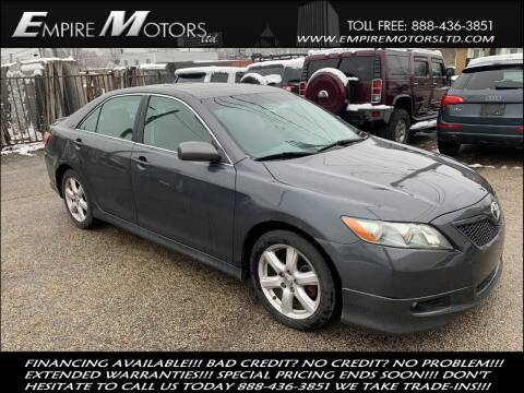 2009 Toyota Camry for sale at Empire Motors LTD in Cleveland OH