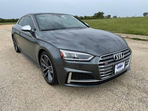 2018 Audi S5 for sale at Alan Browne Chevy in Genoa IL