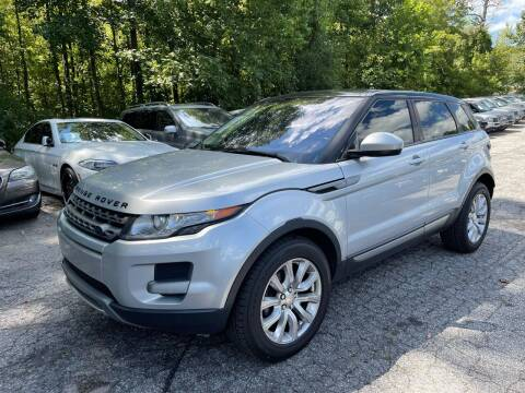 2014 Land Rover Range Rover Evoque for sale at Car Online in Roswell GA