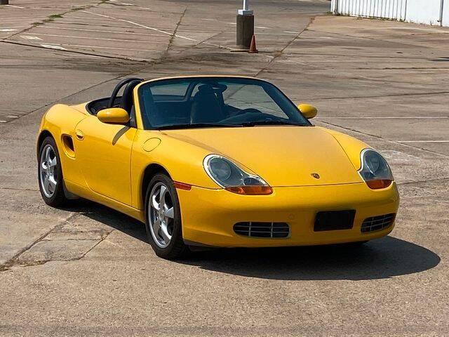 2001 Porsche Boxster for sale at Schneck Motor Company in Plano TX