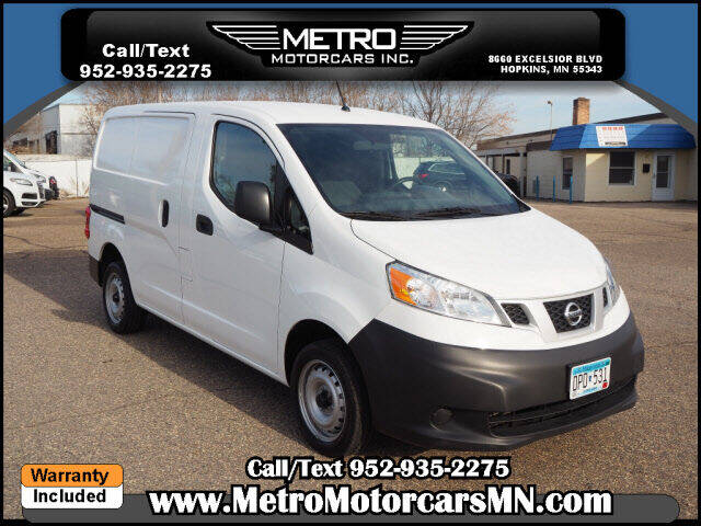 2019 Nissan NV200 for sale at Metro Motorcars Inc in Hopkins MN