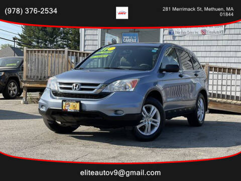 2011 Honda CR-V for sale at ELITE AUTO SALES, INC in Methuen MA