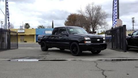 2004 Chevrolet Silverado 1500 for sale at Westland Auto Sales in Fresno CA