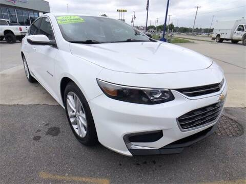 2017 Chevrolet Malibu for sale at Show Me Auto Mall in Harrisonville MO