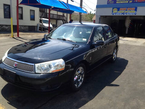 2005 Saturn L300 for sale at Auto King Picture Cars in Westchester County NY