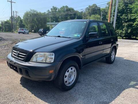 1999 Honda CR-V for sale at Old Trail Auto Sales in Etters PA