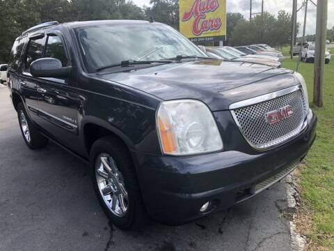 2008 GMC Yukon for sale at Auto Cars in Murrells Inlet SC