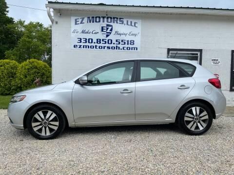 2013 Kia Forte5 for sale at EZ Motors in Deerfield OH