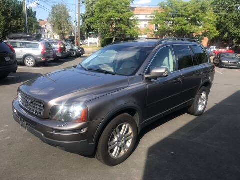 2010 Volvo XC90 for sale at European Motors in West Hartford CT