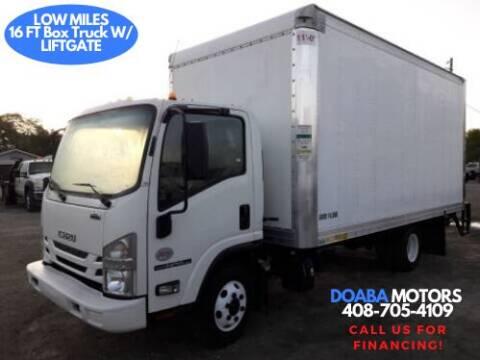 2019 Isuzu NPR-HD for sale at DOABA Motors - Box Truck in San Jose CA
