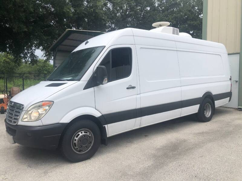 2010 Freightliner SPRINTER 3500 EXT HD for sale at S & N AUTO LOCATORS INC in Lake Placid FL